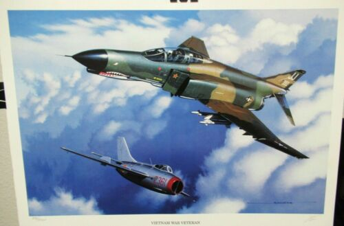 """STAN STOKES """"VIETNAM WAR VETERAN"""" HAND SIGNED LIMITED EDITION LITHOGRAPH C.O.A.Art Prints - 360"""