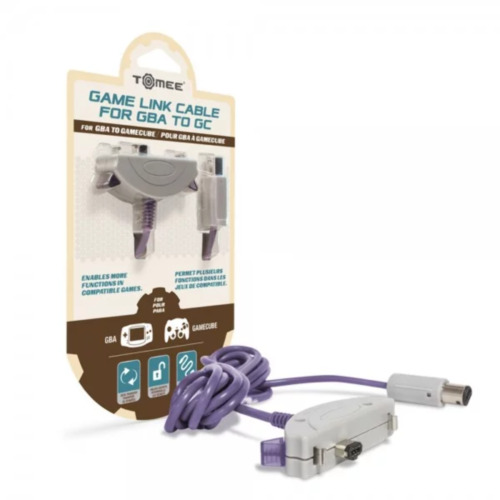 Tomee Game Link Cable for GBA to Gamecube NEW