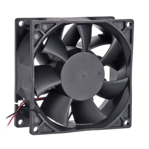 SNOWFAN Authorized 92mm x 92mm x 38mm 48V Brushless DC Cooling Fan #0360