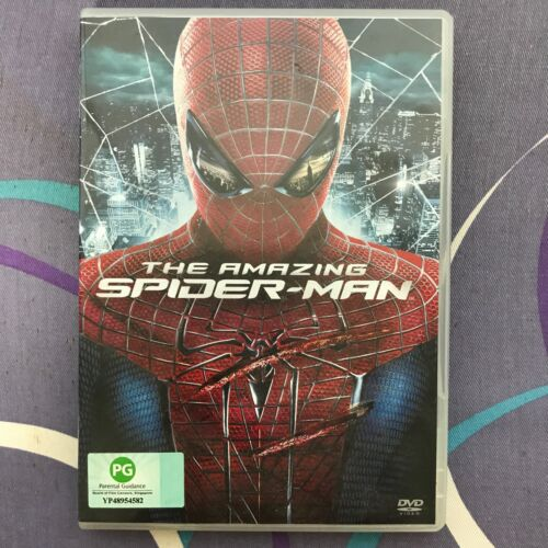 Original DVD Movie - The Amazing Spider-man