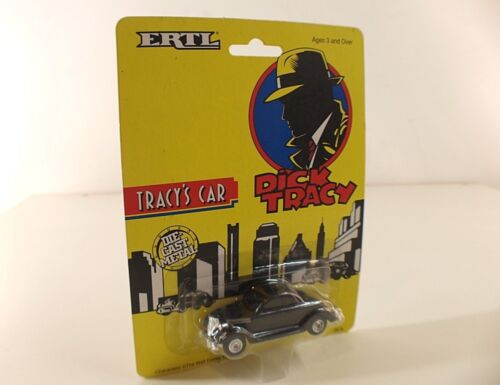 ERTL 2679 Dick Tracy voiture car neuf en boite / boxed mint unopened