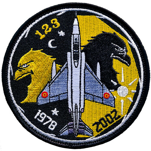 Parche RF-4C Phantom Ejército Aire España Spanish Air Force Military Patch ArmyParches - 4725