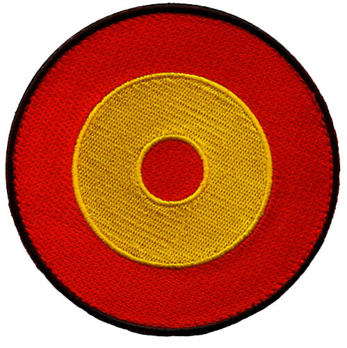 Parche Ejército Aire España Spanish Air Force Military Patch Army Roundel SpainParches - 4725