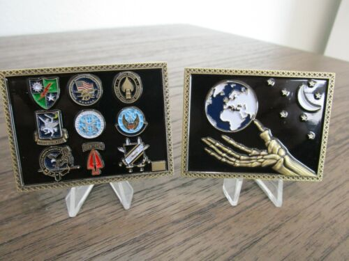 """Special operations command Ace of Spades Challenge Coin 3/"""" FS 49"""