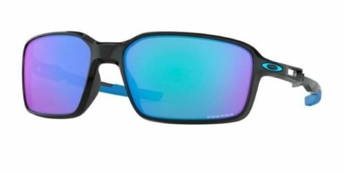 OAKLEY 9429 02 SIPHON POLISHED BLACK PRIZM SAPPHIRE SUNGLASSES SOLE