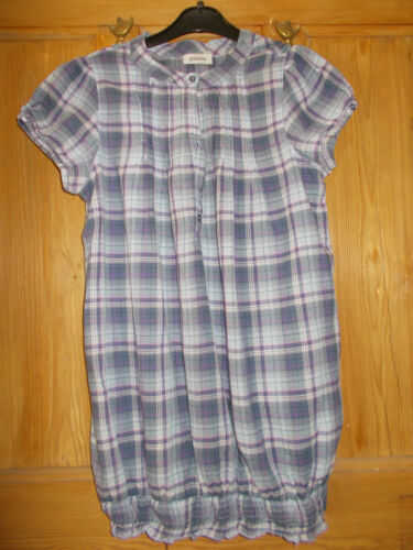 Checked blouse - size 6