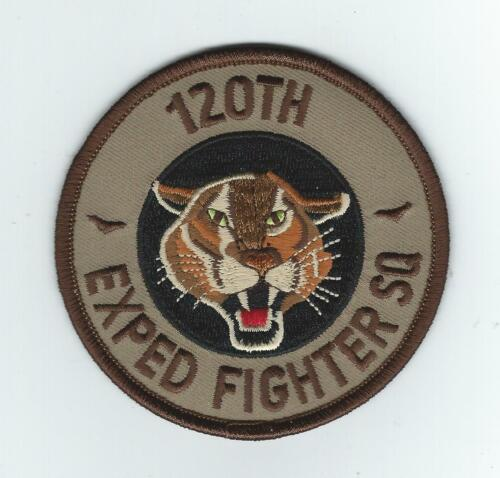 120th EXPEDITIONARY FIGHTER SQUADRON desert patchOriginal Period Items - 156451