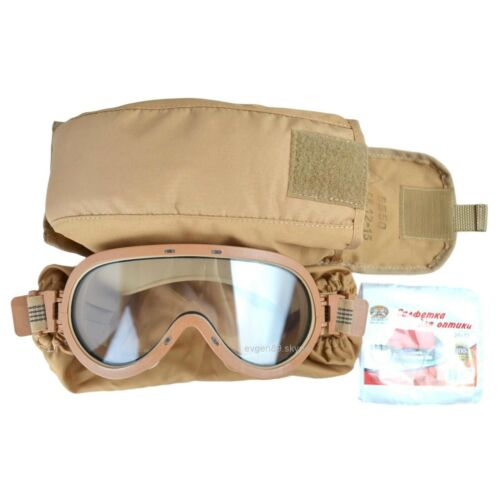 6B50 Ratnik Goggles of Russian Army With Sand Molle Pouch for SyriaOther Current Field Gear - 36071