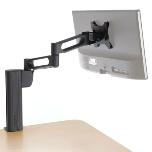 Kensington Smart Fit Adjustable Mount For Monitor Computer Screen Extended Arm
