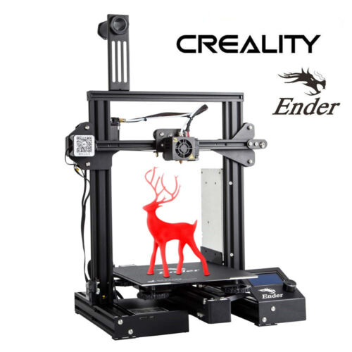 AU Stock Newest Creality Ender 3 Pro 3D Printer 220X220X250mm Mean Well Power