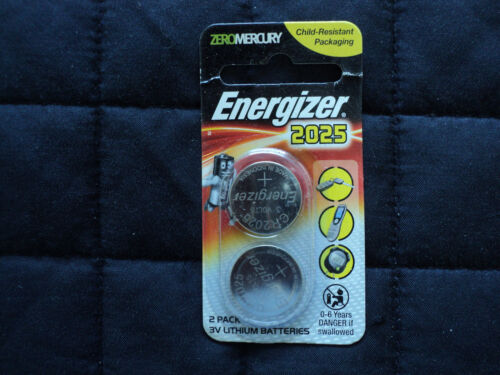 Energizer Specialty V Lithium Battery - 2025, 2 Pack. Brand New. FREE POSTAGE.
