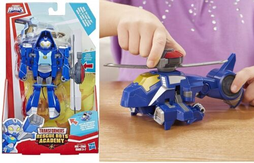 Playskool Heroes Rescue Bots Academy 18 cm WHIRL with rotating mechanism blades