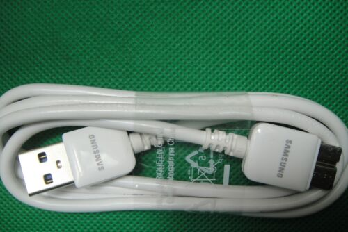Original Samsung Galaxy Note3 S5 USB 3.0 Data Sync Charger Cable ET-DQ11Y1WE New