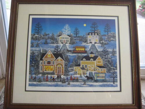 """Jane Wooster Scott """"Aromas Of The Gods"""" Offset Lithograph Print (Signed)"""