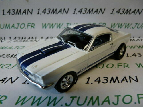 DC12N VOITURE 1/43 IXO déagostini russe dream cars : FORD Mustang SHELBY 350 GT