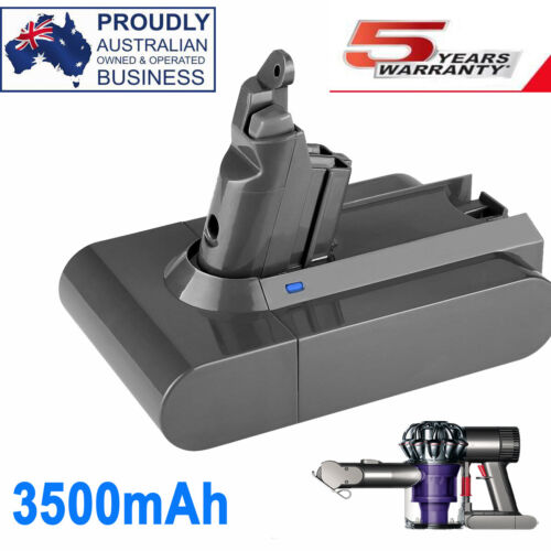 3500mAh Battery For Dyson Absolute V6 DC58 DC59 DC61 DC62  D72 DC74 BC683 <br/> **SONY Battery Cells**AU Seller**Fast Dispatch**