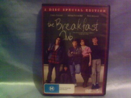 The Breakfast Club - 2 Disc Special Edition - DVD