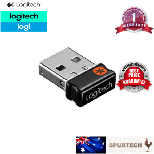 NEW Logitech USB Dongle Unifying Receiver 1 to 6 Wireless Keyboard Mouse 2.4Ghz