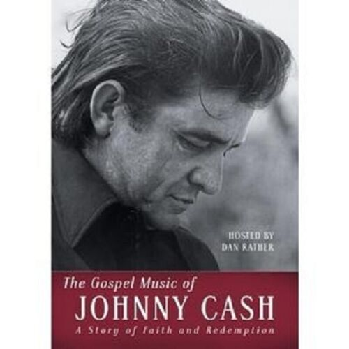 "JOHNNY CASH ""THE GOSPEL MUCIC OF JOHNNY CASH"" DVD NEW!"