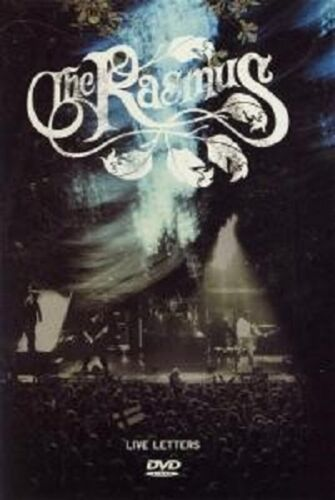 THE RASMUS 'LIVE LETTERS' DVD NEW!!
