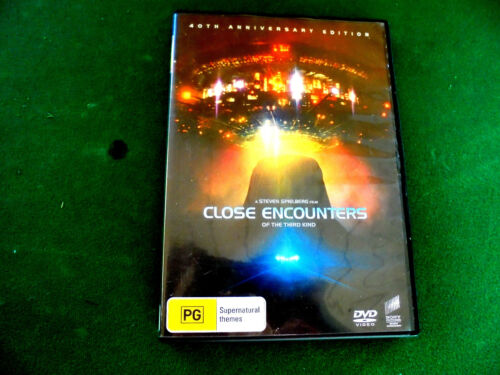CLOSE ENCOUNTERS OF THE THIRD KIND - DVD (1977)