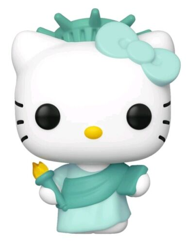 Hello Kitty - Lady Liberty Anniversary NYCC 2019 US Exclusive Pop! Vinyl [RS]...