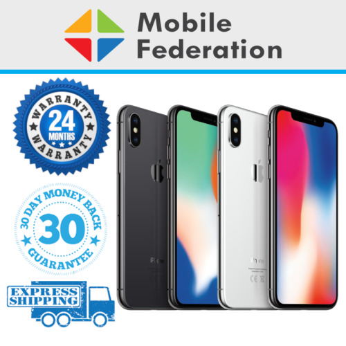 "Apple iPhone X 64GB 256GB A1865 Unlocked Space Grey Silver [Au Stock] <br/> SAVE $50 USING CODE ""PUPPER"" AT CHECKOUT. Ends 3rd Nov"