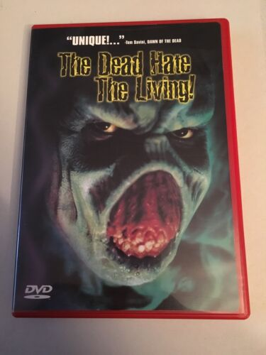 The dead hate the living - DVD Region 1 - Horror / Comedy