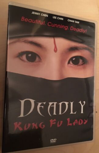 Deadly Kung Fu Lady - Region 1 DVD - Martial Arts / Action