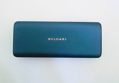 BULGARI BVLGARI CUSTODIA CASE FODERO BLUE BAG ASTUCCIO BOX
