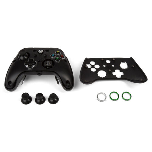 PowerA Fusion Pro Wired Controller for Xbox One & PC Black NEW