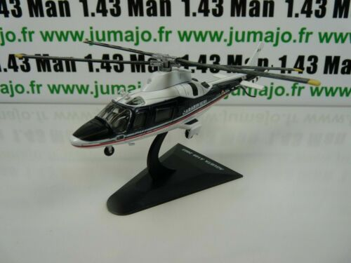 CR25H voiture 1/72 CARABINIERI : HELICOPTERE Agusta A109 2003