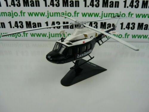 CR26H voiture 1/72 CARABINIERI : HELICOPTERE Ab 412 1984