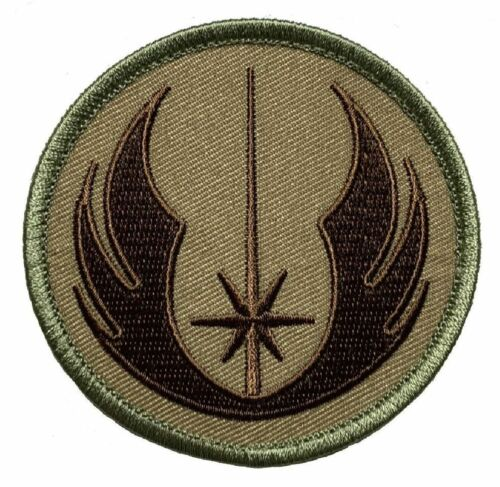"""Star Wars Jedi Order Tactical Patch (""""Velcro Brand"""" Fastener - B1)Army - 48824"""
