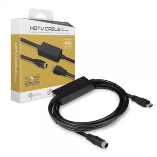 Hyperkin HDTV HDMI Cable for Sega Saturn NEW