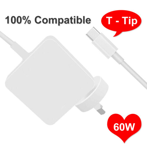 """60W Adapter Charger for Apple MacBook Pro 15"""" 17"""" 2010 2011, A1189, A1286, A1260"""