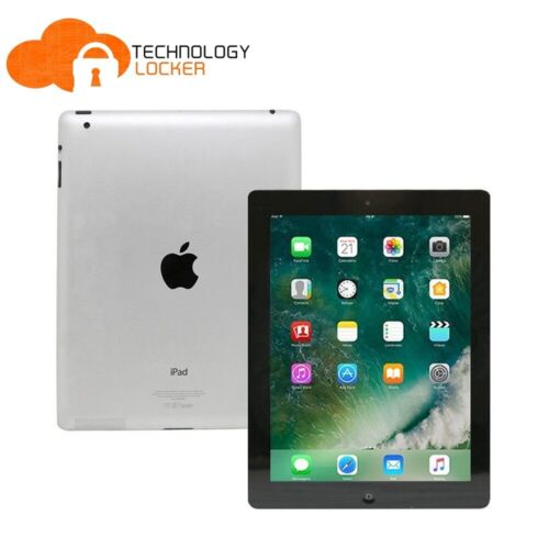 "Apple A1396 iPad 2nd Gen 64GB Wi-Fi + Cellular 9.7"" Tablet"