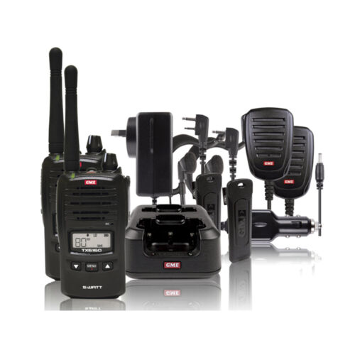 GME 5W UHF Transceiver TX6160TP Twin Pack