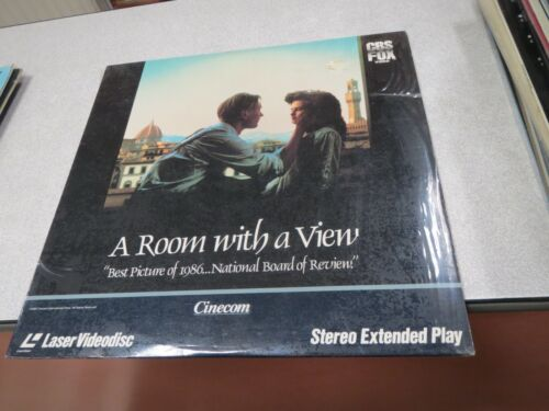 LASERDISC A ROOM WITH A VIEW