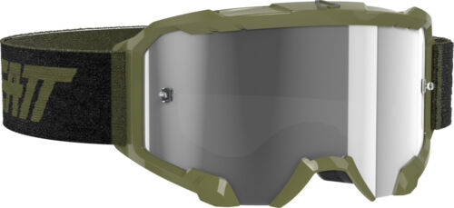 Leatt Velocity 4.5 Goggles Forest Light With Grey Lens