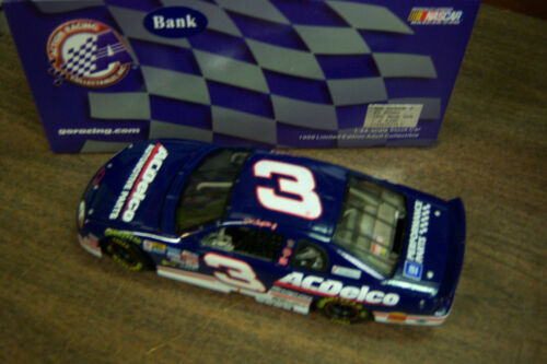 Dale Earnhardt Jr. AC Delco #3 1999 Stock Voiture Monte Carlo Banque 100412JBe2