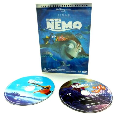 Finding Nemo Collector's Edition DVD