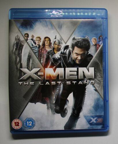 X-Men The Last Stand     [Blu-ray Movie]