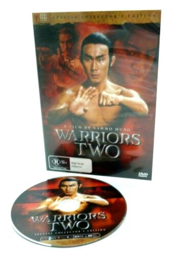 Warriors Two DVD