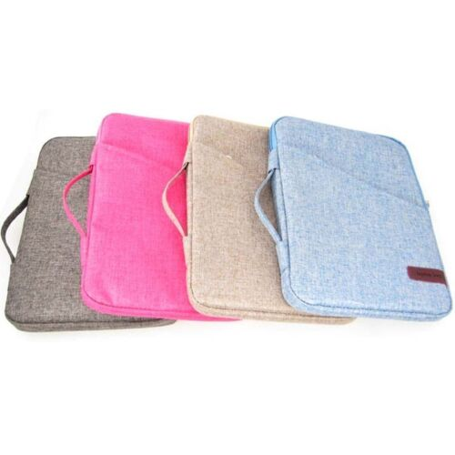 Tablet Pouch Bag For Apple iPad Pro 11 Inch 2018 Shockproof Soft Cotton Fabric