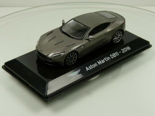 SC4D voiture 1/43 SALVAT Supercars : ASTON MARTIN DB11 2016
