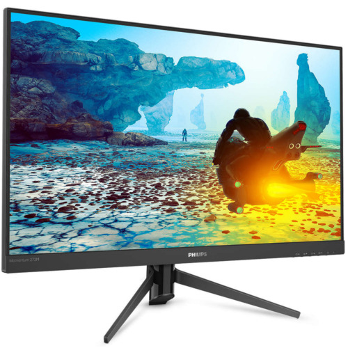 """Philips 27"""" Gaming Monitor 272M8CZ 165Hz Full HD 1ms HDR Curved AMD FreeSync"""