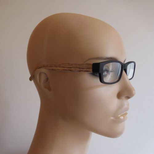 Paire lunettes vue SHOPTIC B&S design couture collection France N5282