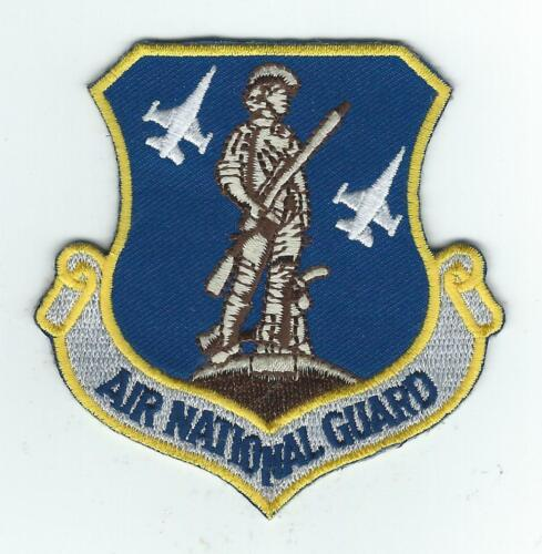 120th FIGHTER SQUADRON MINUTEMAN WITH F-16'S patchAir Force - 48823