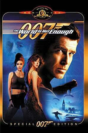 The World Is Not Enough (DVD, 2012) REGION 1, Pierce Brosnan, Denise Richards